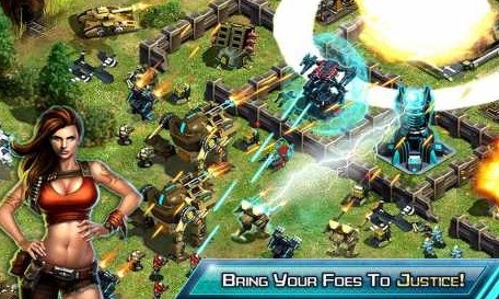 Alliance Wars: Global Invasion v1.891 Apk for android