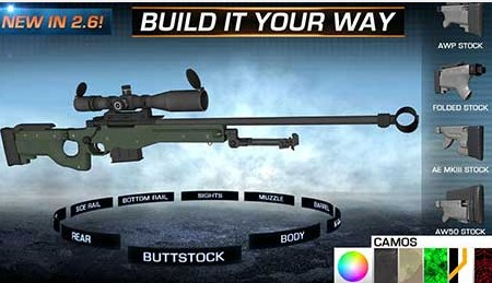 Gun Builder ELITE V3.1.7 Apk + Mod (unlocked) + Data