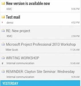 Mobile Access for Outlook OWA v3.8.5 apk for android